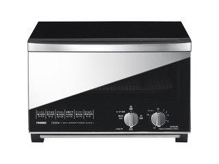 TS-D047Bミラーガラスオーブントースター