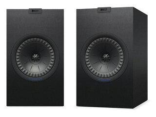 KEF JAPAN Q350(サテンブラック) ペア ※グリル(サランネット)は別売 ブックシェルフスピーカー 【当店のKEF製品は国内正規代理店品です】