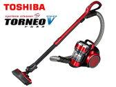 TOSHIBA/東芝 VC-SG514(R) サイクロンクリーナー トルネオV (グランレッド)