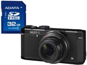 【送料無料】【smtb-u】【32GB Class10 SDHCカードセット】 PENTAX/ペンタックス MX-1(クラシ...