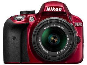 【送料無料】【smtb-u】【Nikon\4000キャッシュバックキャンペーン!】 Nikon/ニコン D3300 18-...