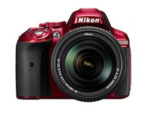 【送料無料】【smtb-u】Nikon/ニコン D5300 18-140VR レンズキット(レッド) 【送料代引き手...