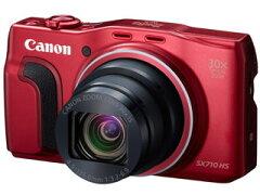 CANON/キヤノン PowerShot SX710 HS (レッド) コンパクトデジタルカメ…