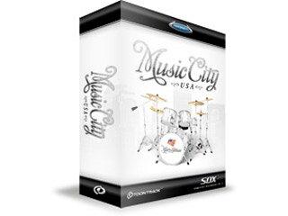 DAW・DTM・レコーダー, 音源 TOONTRACK SDX MUSIC CITY USA