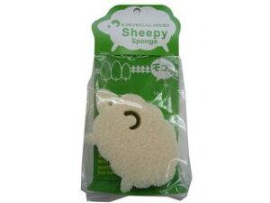 オーエ u.f./ウフ クリーンフレンズ キッチンスポンジ シーピー(羊) 【ohefriends】