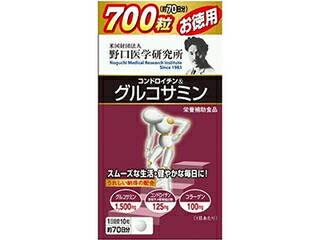 明治薬品 野口 コンドロイチン&グルコサミン(700粒)