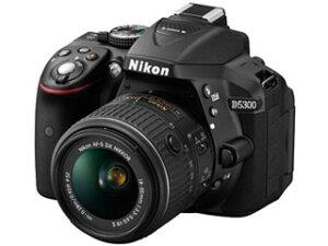 Nikon/ニコン D5300 18-55 VR IIレンズキット(ブラック) 【d5300t…