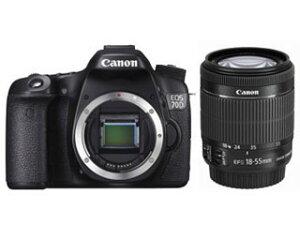 【送料無料】【smtb-u】CANON/キヤノン EOS 70D(W)・EF-S18-55 IS STM レンズキット 【送料...
