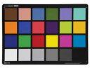 X-Rite/エックスライト ColorChecker クラシック (24 colours) MSCCC KHG3421-CH