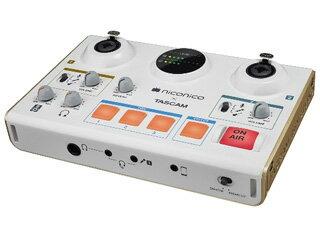 【納期にお時間がかかります】 TASCAM/タスカム US-42 MiNiSTUDIO CREATOR 家庭用放送機器(オーディインターフェース) 091US42G01
