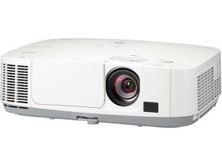 NEC 液晶プロジェクター ViewLight 5000lm XGA NP-P501XJL-N3