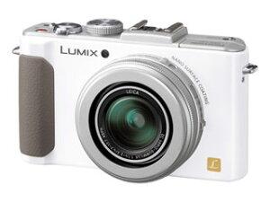 【送料無料】【smtb-u】【nightsale】 Panasonic/パナソニック DMC-LX7-W(ホワイト) LUMIX/...