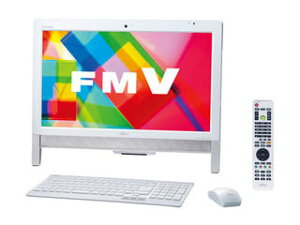 FMVF56GD (3色)Core i7-2670QM + 20V型スーパーファインVX液晶 + 3波デジタルチューナー