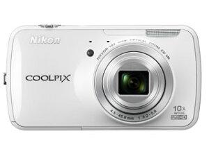 【送料無料】【smtb-u】Nikon/ニコン COOLPIX S800c WH (ホワイト) クールピクス【送料代引...