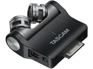 TASCAM/タスカム iM2-X (iM2X)【iPhone/iPad/iPod touch用 ステレオコンデンサーマイク】