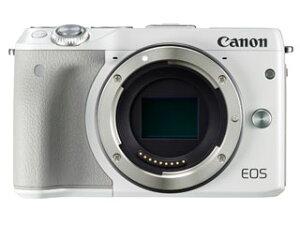 【送料無料】【smtb-u】CANON/キヤノン EOS M3・ボディー(ホワイト) ミラーレスカメラ【送料...