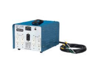 NICHIDO/日動工業 変圧器 降圧専用トラパック 5KVA TB-500D