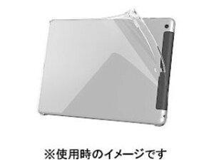 バッファロー iPad Air 2専用 ソフトケース クリア BSIPD14KSCR 納期にお時間がかかる場合があります