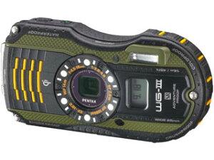 【送料無料】【smtb-u】PENTAX/ペンタックス PENTAX WG-3 GPS(グリーン) 防水カメラ 【送料...
