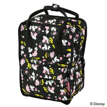 Disney/ディズニー 42844900 リュック (ブラック・ピンク/ミニー)
