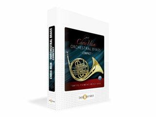 DAW・DTM・レコーダー, 音源 BEST SERVICE CHRIS HEIN ORCHESTRAL BRASS COMPACT BOX ()CHOBC