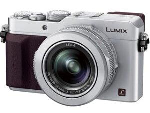【送料無料】【smtb-u】Panasonic/パナソニック DMC-LX100-S(シルバー) LUMIX/ルミックス ...