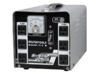 IKURA/育良精機 PT-50D ポータブルトランス 降圧専用(屋内用)