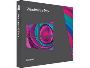 ※Windows XP/Vista/7をご利用の方が対象になります。日本マイクロソフト Windows 8 Profession...