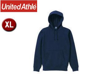 UnitedAthle/ユナイテッドアスレ 10.0オンス T/Cスウェット プルオーバーパーカ(裏起毛)アダルト 【XL】 (ネイビー)