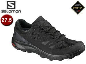 SALOMON/サロモン L40477000 アウトライン ゴアテックス ハイキングシューズ メンズ【27.5cm】(BLACK/PHANTOM/MAGNET)