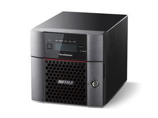 BUFFALO バッファロー TeraStation TS5210DFシリーズ 2ベイ SSD 512GB TS5210DF00502