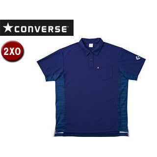 CB271401-2900ポロシャツ【2XO】(ネイビー)
