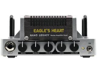 HOTONE/ホットーン Eagle's Heart 5W クラスAB ギターアンプ・ヘッド【イーグルズ・ハート】【HOTONE】