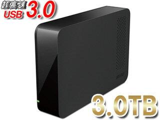 【Web限定モデル】USB3.0対応外付けハードディスク3TBドライブステーションHD-LC3.0U3/N