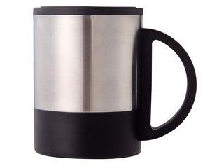ArTec/アーテック ステンレス二重マグカップ(フタ付) (074112)