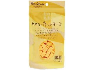 株式会社ペッツルート 素材メモ カロリーカットチーズ 80g