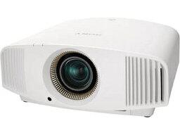 SONY ソニー 4K対応ビデオプロジェクター プレミアムホワイト VPL-VW575(W)