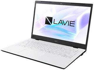 NEC 14型ノートPC LAVIE Smart HM Core i3モデル PC-SN212RADG-C パールホワイト 単品購入のみ可(取引先倉庫からの出荷のため) クレジットカード決済 代金引換決済のみ