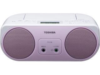 TOSHIBA/東芝 TY-C150-P(ピンク) CDラジオ