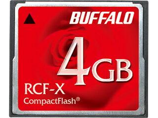 BUFFALO/バッファロー RCF-X4G コンパクトフラッシュ 4GB