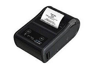 EPSON/エプソン サーマルレシートプリンター/モバイルモデル/TM-P60シリーズ/58mm/USB・無線LAN/ブラック TMP602W431 【納期未定】