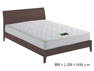 【ASLEEP/アスリープ】ベッドフレームナムール003(脚付き)FS2201DR※マットレスは別売り