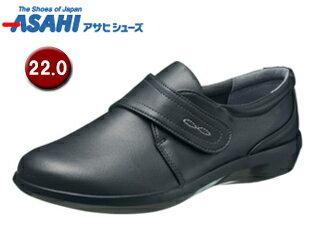 KS30123-1快歩主義L115AC【22.0cm・3E】(ブラック)