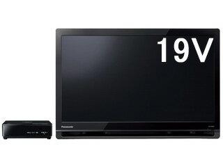 Panasonic/パナソニック UN-19F8-K(ブラック) 19V型ポータブルテレビ