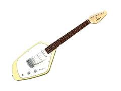 【送料無料】【smtb-u】VOX/ボックス エレキギターVOX MARK V White V-MK5-WH 【マーク 5】(ソ...