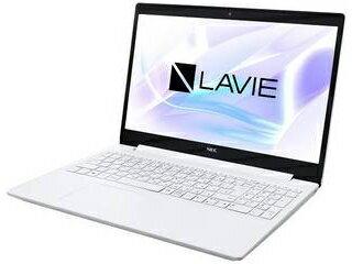 NEC Office付き15.6型ノートPC ラヴィ LAVIE Smart NS PC-SN18CJTDF-D カームホワイト 単品購入のみ可(取引先倉庫からの出荷のため) 【クレジットカード決済、代金引換決済のみ】