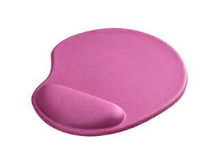 BUFFALO/バッファロー リストレスト一体型マウスパッド 低反発タイプ ピンク BSPD15PK
