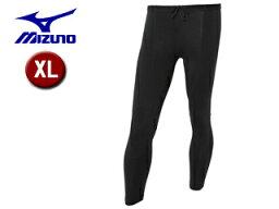 【nightsale】 mizuno/ミズノ B2JB6021-09 スタスタ歩けるウォーキングタイツ メンズ 【XL】 (ブラック)