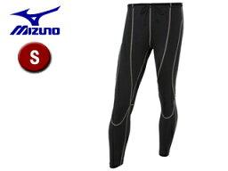 【nightsale】 mizuno/ミズノ B2JB6021-90 スタスタ歩けるウォーキングタイツ メンズ 【S】 (ブラック×グレー)