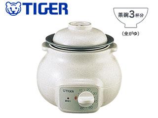 TIGER/タイガー魔法瓶 CFD-B280-C 電気おかゆ鍋【茶碗3杯分】(ベージュ)
